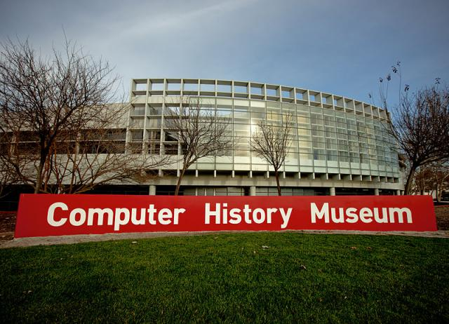 Computer History Museum, Mountain View. Photo 1